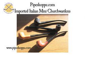 Mini-Churhwarden pipes