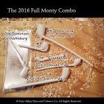 The new Full Monty Combo for 2016