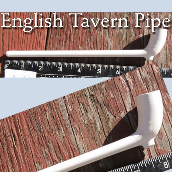 English tavern pipe