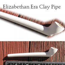 White Clay Pipes