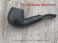 Gardesana 4 inch sport series pipe