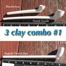 3 clay combo #1