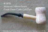 Great Dane Corn Cob
