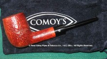 Comoy's pebble grain #182