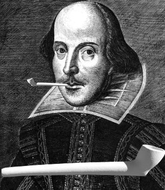 Shakespearean era clay pipe