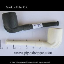 Old German Clay Pipe #19 Pipeshoppe.com