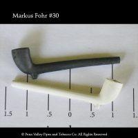 # 30 Markus Fohr novelty pipe