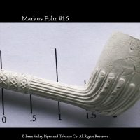 Old German Clay pipe #16