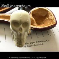 skull Meerschaum