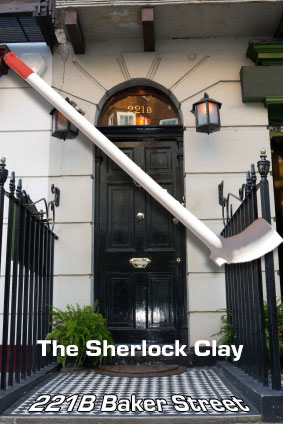 The Sherlock English Tavern Pipe