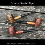 """Special"" pipes (3-pipe set)"