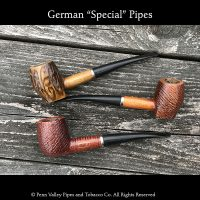 """""""Special"""" pipes (3-pipe set)"""