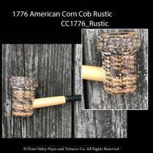 1776 American Corn Cob Pipe