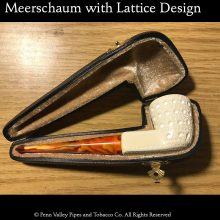Lattice design Meerschaum