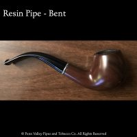 Imported resin pipe at Pipeshoppe.com