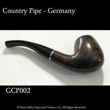 German Country pipe