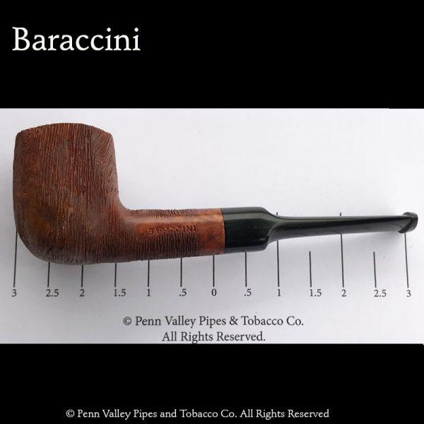 Baraccini Italian briar pipe