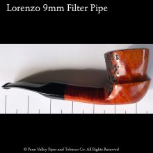 Lorenzo filter pipe