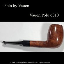 Vauen Polo - 9mm filter pipe at Pipeshoppe.com