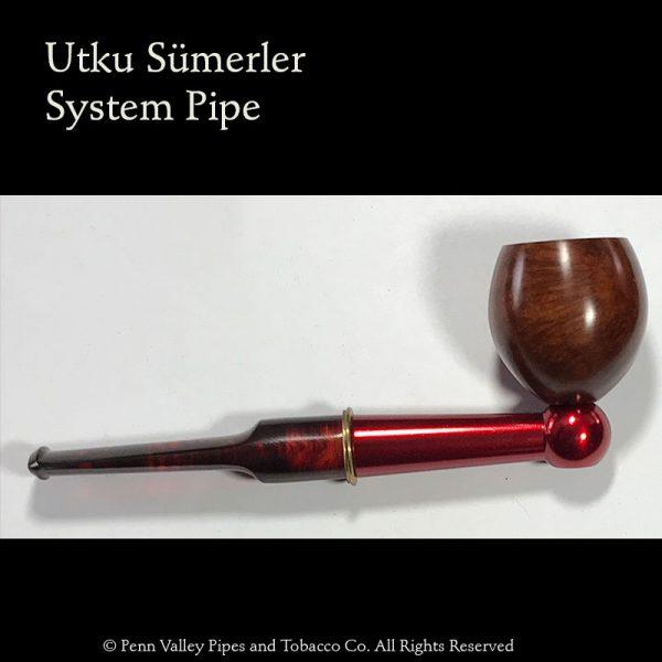Utku Sümerler Sytem Pipe at Pipeshoppe.com