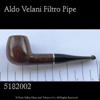 Aldo Velani Filter pipes at Pipeshoppe.com