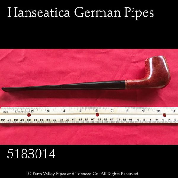 Hanseatica German-made pipes at Pipeshoppe.com