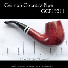 German Country Pipe at pipeshoppe.com