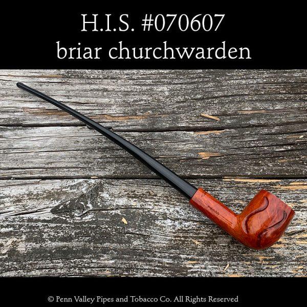 H.I.S. churchwarden pipes at Pipeshoppe.com
