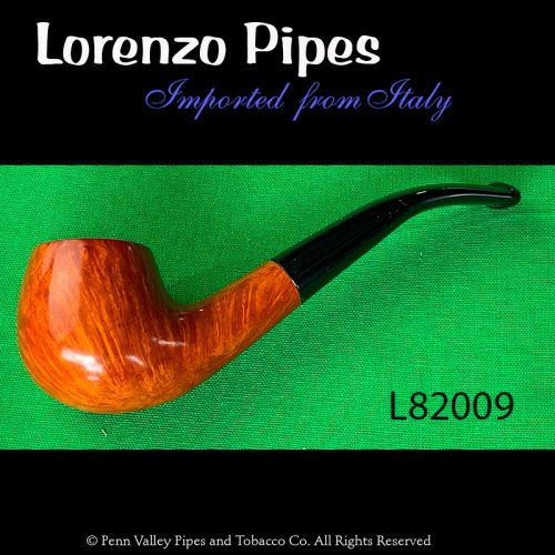 New briar pipe made in the famous Lorenzo factory in Italy are now available at Pipeshoppe.com