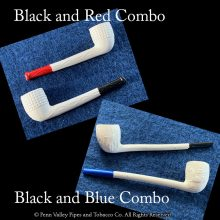 Old German Clay Pipe Combos at shop.pipeshoppe.com