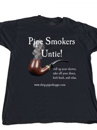 Pipe Smokers Untie! at shop.pipeshoppe.com