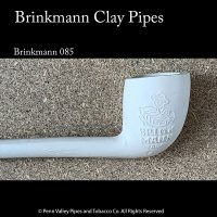 Brinkmann clay tobacco pipes at Pipeshoppe.com