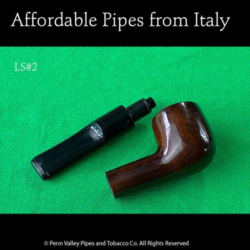 Affordable briar pipes from Italy at Pipeshoppe.com