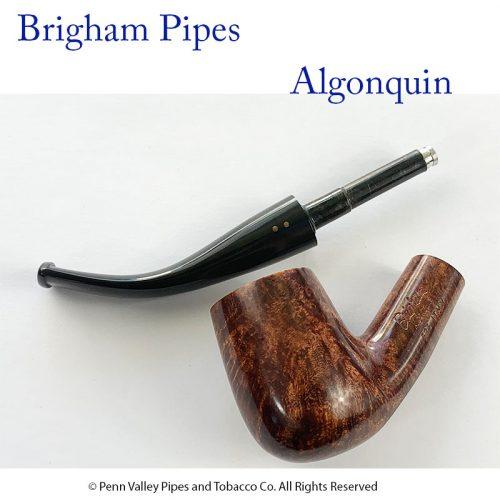 Brigham Pipes at Pipeshoppe.com